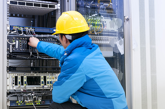 Network Equipment Installation NY